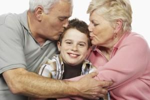 Zece activitati distractive pentru bunici si nepotii lor