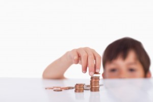 Invata-l pe copil valoarea banilor
