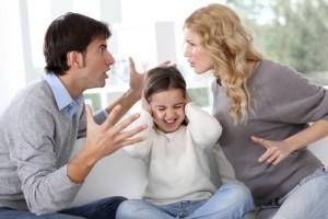 Impactul divortului asupra copiilor