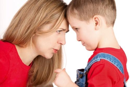 disciplinare copil