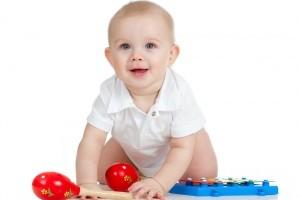 Momente in dezvoltarea copilului: Vederea