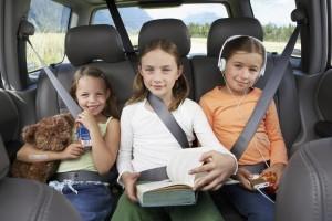 Jocuri educative in masina