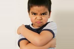 Opozitionismul provocator al copilului