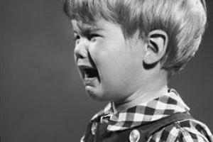 Crizele de isterie ale copilului