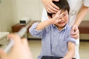 Pedeapsirea copilului cu bataia