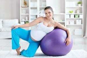 Exercitii nesigure in timpul sarcinii