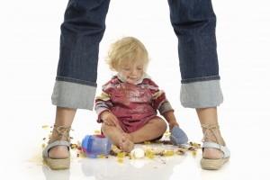 Disciplinarea copilului de 0-5 ani