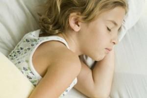 Potentiale probleme de somn la copii