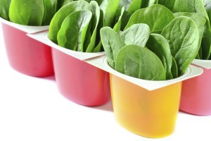 Vitamine pentru copii. Verdeturi de primavara