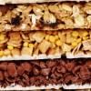 Batoane cu miere si vanilie