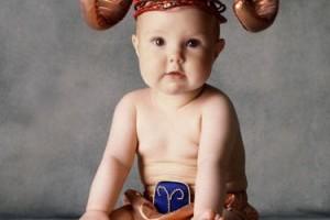 Horoscopul copiilor: zodia Berbecului
