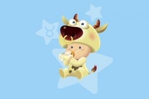 Horoscopul copiilor: zodia Taur