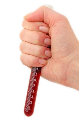 test de sange sarcina